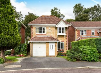 Thumbnail 3 bed detached house for sale in The Cornfields, Hatch Warren, Basingstoke