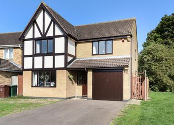 Thumbnail 4 bed detached house to rent in Winchester Close, Banbury