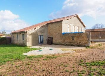 Thumbnail 1 bed property for sale in Nanteuil-En-Vallee, Charente, France
