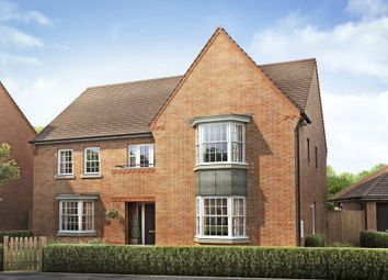 "Thumbnail 5 bed detached house for sale in ""Kemble II"" at Grove Road, Preston, Canterbury"