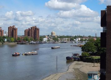 Thumbnail 1 bedroom flat to rent in Valiant House, Vicarage Crescent, Battersea, London
