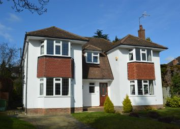 Thumbnail 5 bed detached house to rent in Connaught Way, Tunbridge Wells