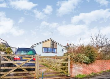 Thumbnail 3 bed detached house for sale in Highfield, Crediton