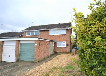 Thumbnail 3 bed semi-detached house for sale in Bartok Close, Basingstoke