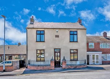 Thumbnail 3 bed detached house for sale in Burgoyne Street, Cannock