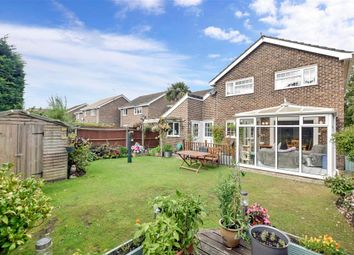 Thumbnail 4 bed detached house for sale in Rainbow Way, Storrington, West Sussex
