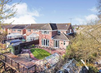 Thumbnail 4 bed detached house for sale in St John's Drive, Clarborough, Retford, Nottinghamshire