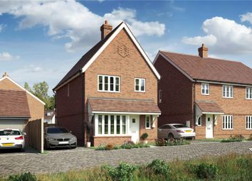 Thumbnail 3 bed detached house for sale in Ambersey Green, Amberstone Road, Hailsham, East Sussex
