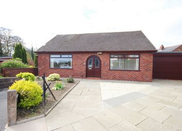 Thumbnail 3 bed detached bungalow for sale in Dellside Close, Ashton-In-Makerfield, Wigan, Lancashire