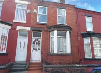 3 bed terraced house for sale in Raffles Road, Birkenhead, Merseyside CH42