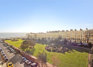Thumbnail 3 bed flat for sale in Brunswick Square, Hove, East Sussex