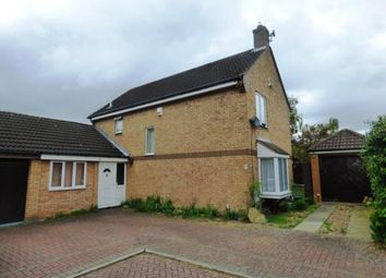 Thumbnail 5 bedroom link-detached house for sale in Booker Avenue, Bradwell Common, Milton Keynes