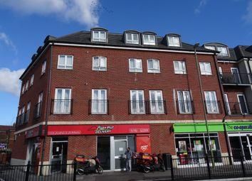 Thumbnail 1 bed flat to rent in Parham Road, Gosport