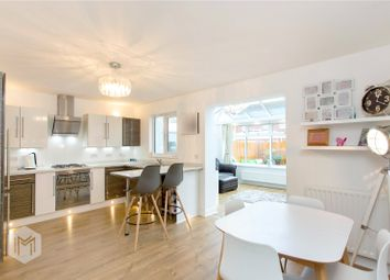 Thumbnail 4 bed detached house for sale in Hard Field Close, Buckshaw Village, Chorley, Lancashire