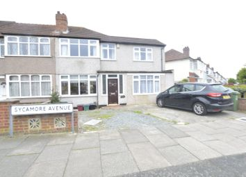 Thumbnail 5 bed end terrace house for sale in Sycamore Avenue, Sidcup, Kent