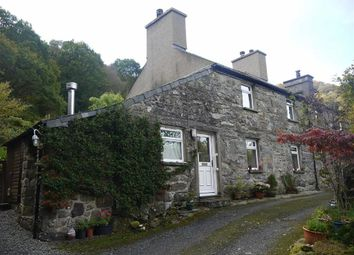 Thumbnail 3 bed semi-detached house for sale in Ty'r Nant, Maentwrog, Gwynedd