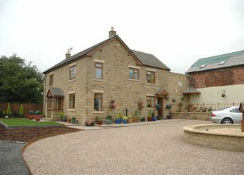 Thumbnail 4 bed farmhouse for sale in Newton Wood Lane, Newton, Alfreton