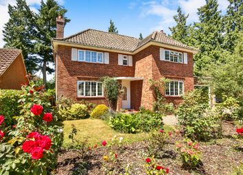 Thumbnail 4 bed detached house for sale in Whitegates Close, Hethersett, Norwich