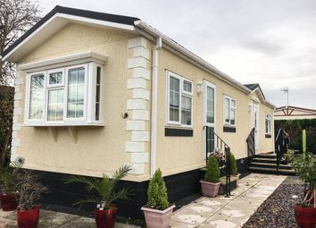 Thumbnail 2 bed mobile/park home for sale in Austin Way, Carr Bridge Park, Blackpool, Lancashire