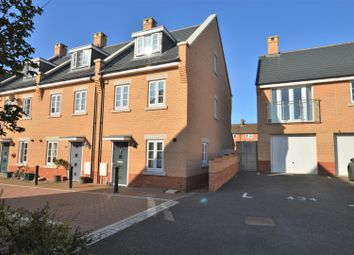 Thumbnail 3 bedroom town house for sale in Kensington Road, Colchester