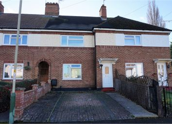 Thumbnail 4 bedroom terraced house for sale in Humber Road, Cheltenham