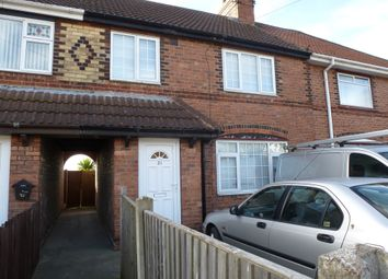 Thumbnail 3 bed town house for sale in Milne Road, Bircotes, Doncaster
