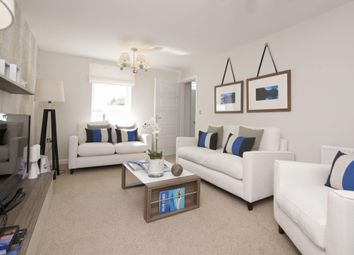 "Thumbnail 4 bed detached house for sale in ""Alderney"" at High Street, Felixstowe"