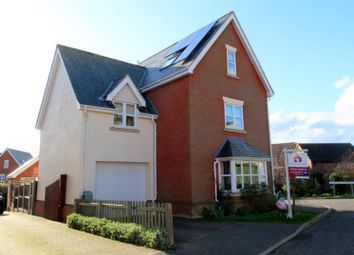 Thumbnail 5 bed detached house for sale in Nazecliff Gardens, Walton On The Naze