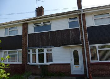 Thumbnail 3 bedroom property to rent in Fortune Close, Hull
