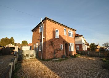 Thumbnail 3 bed detached house for sale in Allens Avenue, Sprowston, Norwich