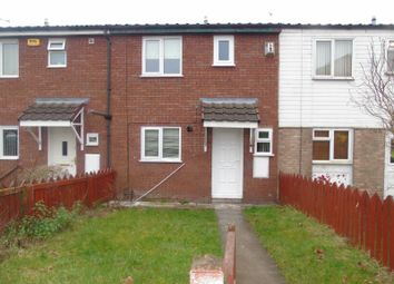 Thumbnail 3 bed terraced house for sale in Foxcote, Widnes