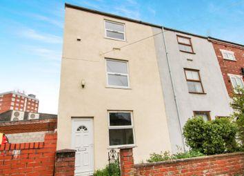 Thumbnail 4 bedroom end terrace house for sale in Queen Street, Kidderminster