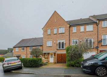 Thumbnail 4 bed town house for sale in Arundel Way, Cawston, Rugby