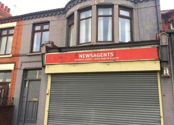 Thumbnail Commercial property for sale in 130 Queens Drive, Walton, Liverpool