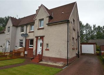 Thumbnail 3 bed semi-detached house for sale in Parkburn Avenue, Kirkintilloch, Glasgow