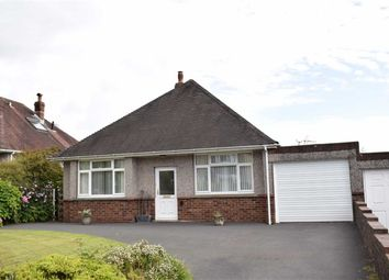 Thumbnail 3 bed detached bungalow for sale in Hendy Close, Derwen Fawr, Sketty, Swansea