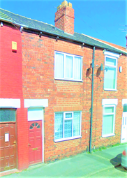 Thumbnail 2 bed terraced house to rent in Elizabeth Street, Goldthorpe