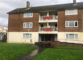 Thumbnail 2 bed flat for sale in Heol Ebwy, Ely