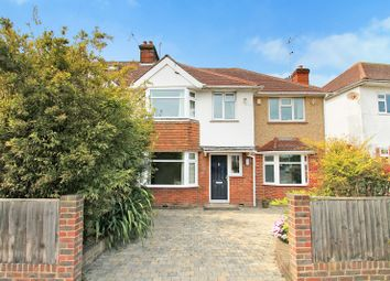 Thumbnail 3 bed terraced house for sale in Northbrook Road, Broadwater, Worthing