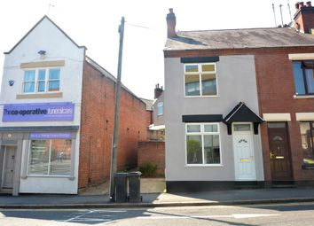 Thumbnail 2 bed end terrace house for sale in Lower Bond Street, Hinckley, Leicestershire