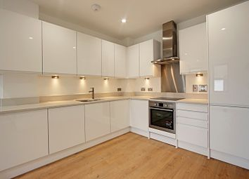 Thumbnail 1 bed flat to rent in Lawrence House 5-8, River Front, Enfield, Middlesex