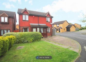 Thumbnail 2 bed semi-detached house to rent in Thorne Way, Aylesbury