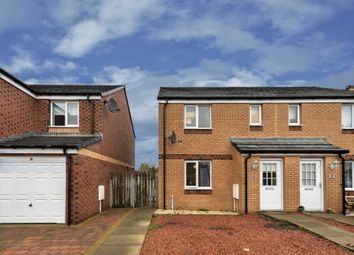 Thumbnail 3 bed semi-detached house for sale in Hillhead Crescent, Linwood, Paisley