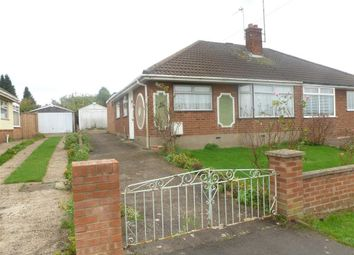 Thumbnail 3 bed bungalow to rent in Plumtree Avenue, Wellingborough