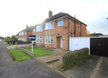 Thumbnail 3 bedroom property to rent in Primrose Hill, Oadby, Leicester