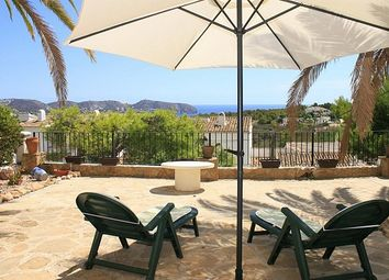 Thumbnail 4 bed bungalow for sale in Moraira, Valencia, Spain
