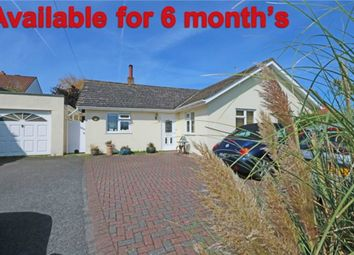 Thumbnail 3 bed detached bungalow to rent in Ruette Des Emrais, Castel, Guernsey