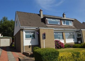 Thumbnail 3 bed semi-detached house for sale in Craigenbay Road, Lenzie