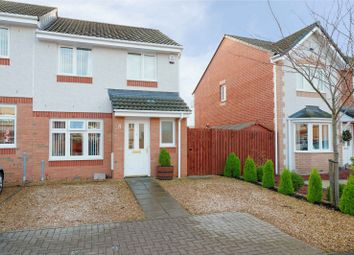 Thumbnail 3 bed semi-detached house for sale in Glen Ord Crescent, Kilmarnock, East Ayrshire