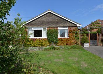 Thumbnail 2 bed detached bungalow for sale in Lavender Road, Hordle, Lymington